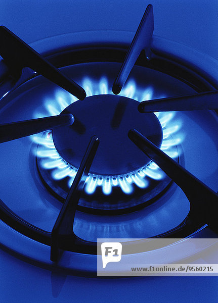 Flamme Gas Ofen