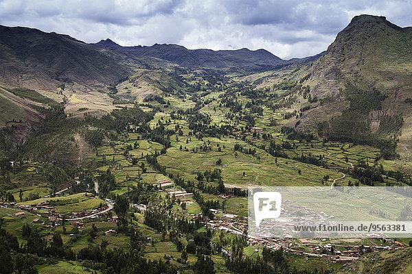 Tal Heiligkeit Peru