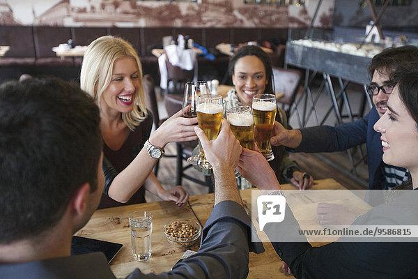 Freundschaft Cafe Bier