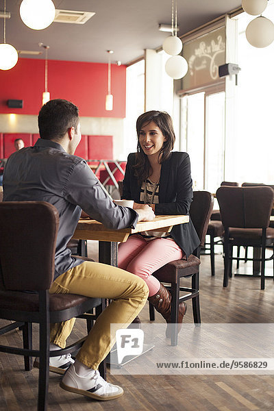 Zusammenhalt Cafe trinken Kaffee