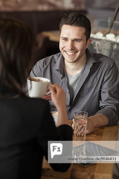 Cafe trinken Kaffee