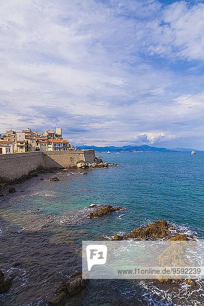 Frankreich  Cote d'Azur  Antibes  Altstadt