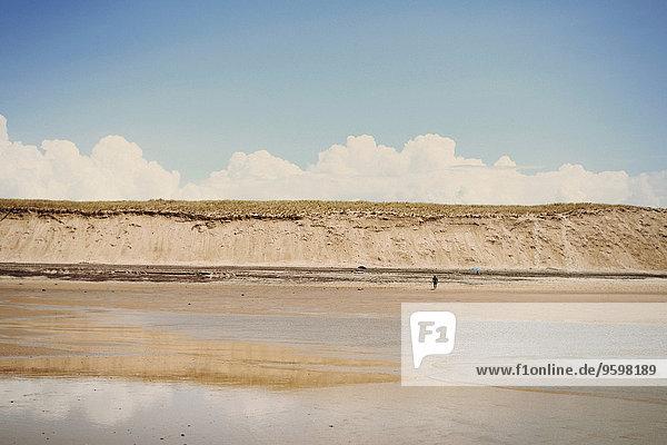 Strand  Lacanau  Frankreich