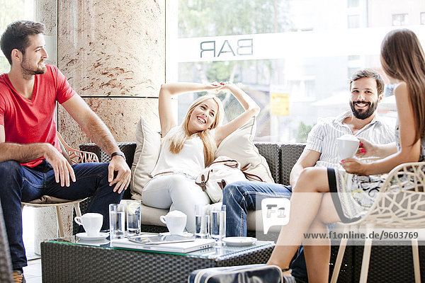 Cafe Pause Student Pause machen