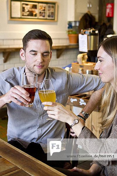 jung Bier Kneipe