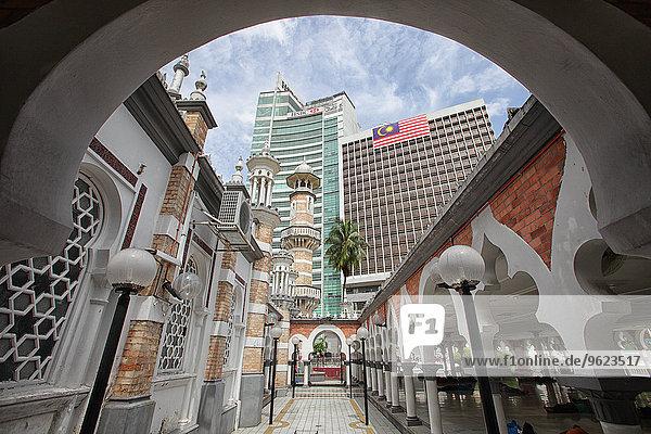 Malaysia  Kuala Lumpur  Masjid Jamek Mosque
