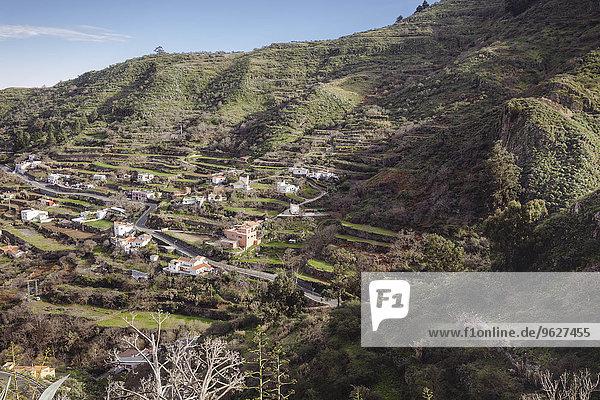 Spanien  Kanarische Inseln  Gran Canaria  Vega de San Mateo