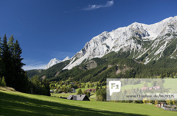 Österreich  Steiermark  Ramsau am Dachstein  Dachsteingebirge