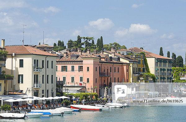 Peschiera lake Garda Italy hotels boats summer