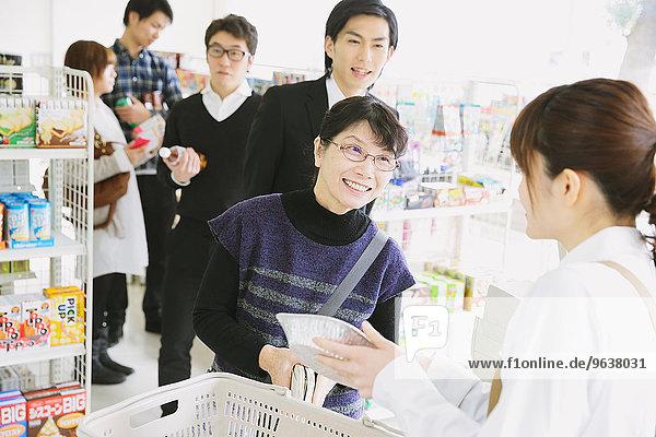 kaufen Laden Kunde Zweckmäßigkeit