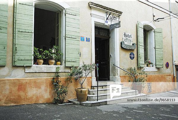 Hotel Le Cloitre  Arles  Frankreich  Europa