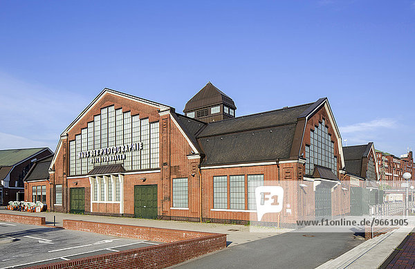 Deichtorhallen  ehemalige Lager- und Markthallen  heute Internationales Haus der Fotografie  Hamburg  Deutschland  Europa