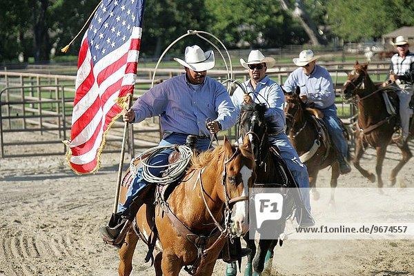 Vereinigte Staaten von Amerika USA nahe Kalifornien Ranch