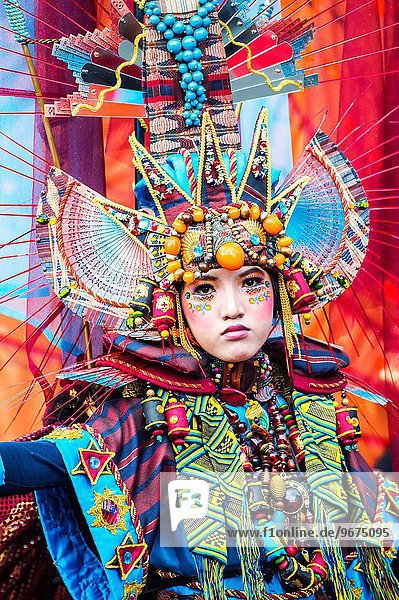 Jember Fashion Festival and Carnival  East Java  Indonesia.