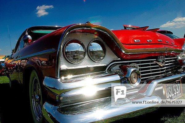 Vereinigte Staaten von Amerika USA Auto fotografieren amerikanisch fünfziger Jahre 50er Klassisches Konzert Klassik Kalifornien