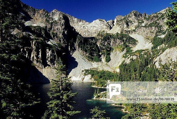 Wald Bäcker Mount Baker Snoqualmie