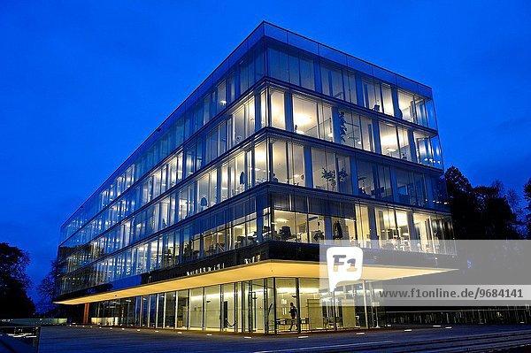 Campus Genf neu Organisation Thema Schweiz