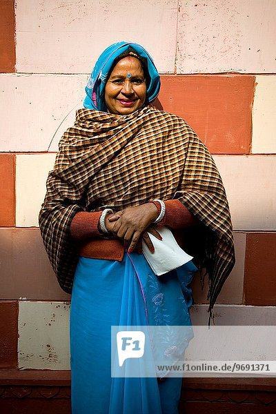 India  Uttar Pradesh  Agra  woman.