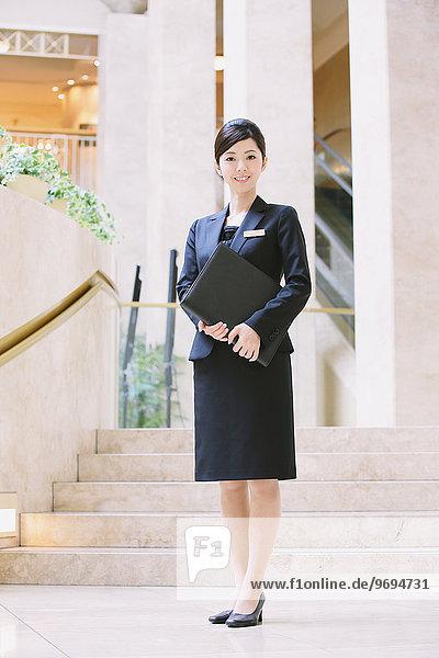 Hotel Concierge japanisch