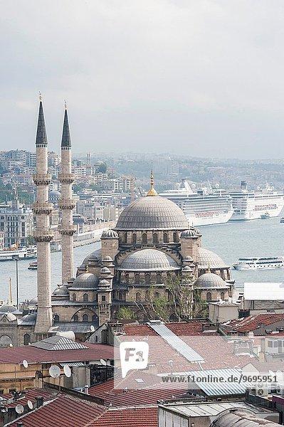 Ortsteil Istanbul Moschee neu