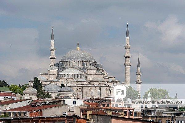 Gebäude Istanbul Moschee alt