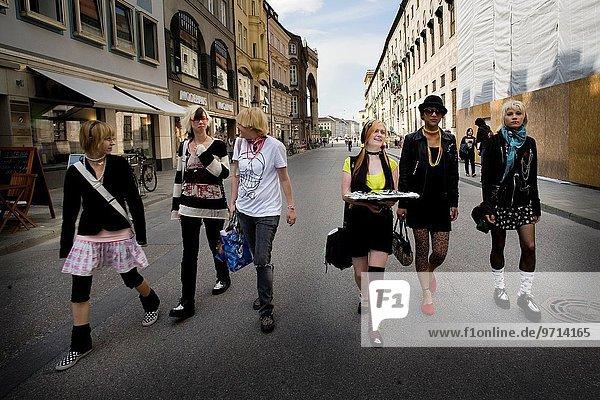 Europa Bayern Deutschland München