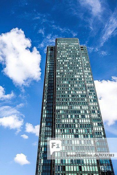 Paris Hauptstadt Frankreich Europa Hochhaus Ziel bauen Business Ortsteil
