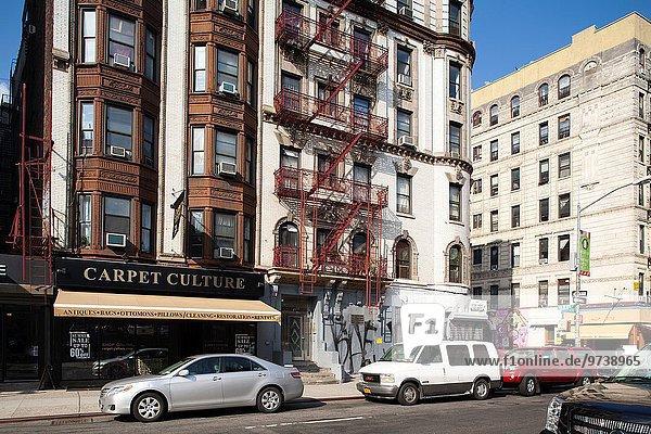 Vereinigte Staaten von Amerika USA Amerika New York City Manhattan