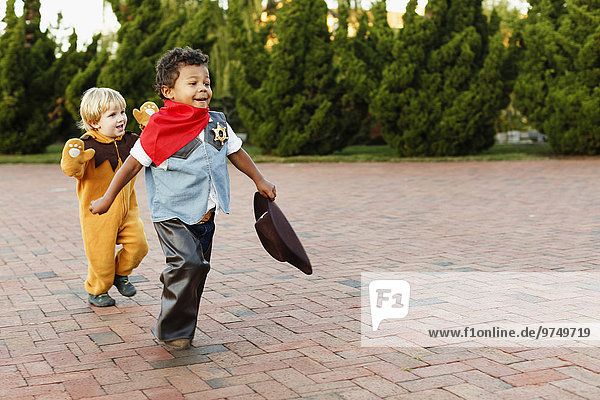 Junge - Person Weg Kostüm - Faschingskostüm spielen