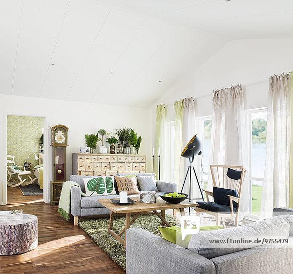 Zimmer Wohnzimmer modern