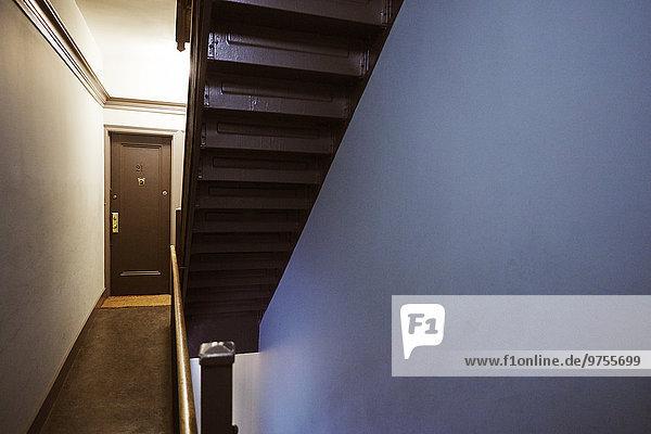 Empty corridor Empty corridor