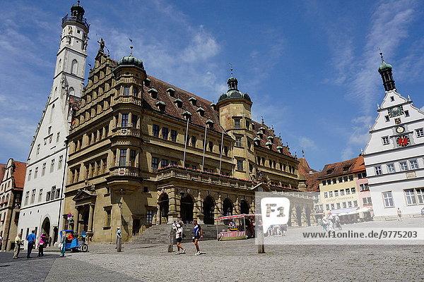 Europa Halle Stadt Quadrat Quadrate quadratisch quadratisches quadratischer Bayern Franken Deutschland Markt