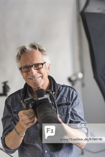 Portrait Fotograf Studioaufnahme