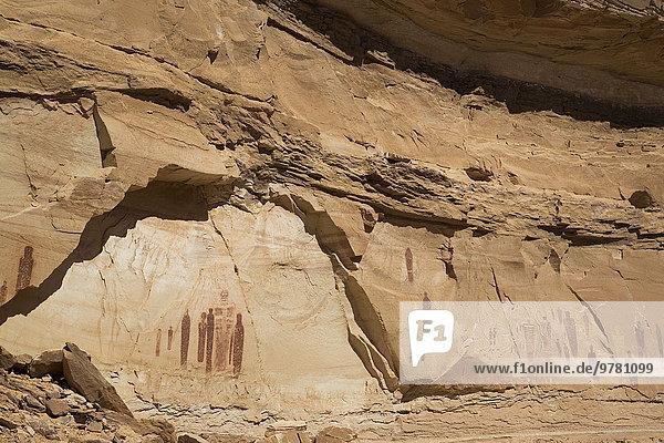 Amerika Galerie Nordamerika Canyonlands Nationalpark Verbindung Tisch groß großes großer große großen Utah