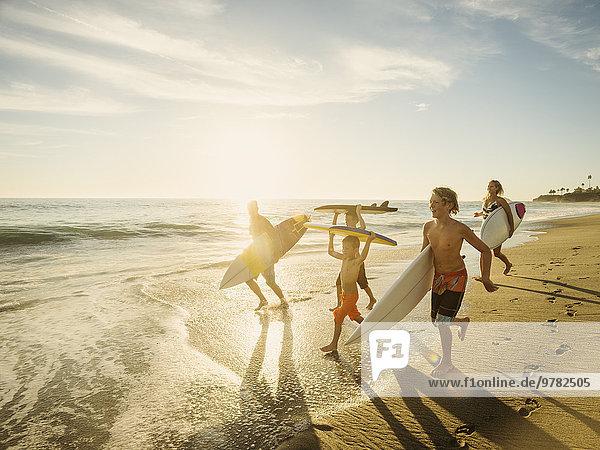 Strand Surfboard 3 6 7 sieben