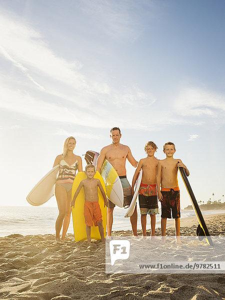 Portrait Strand Surfboard 3 6 7 sieben