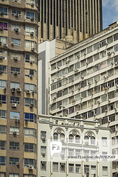 Architektur Mittelpunkt Brasilien Südamerika