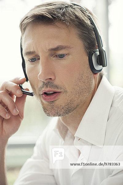 Telefonverkäufer