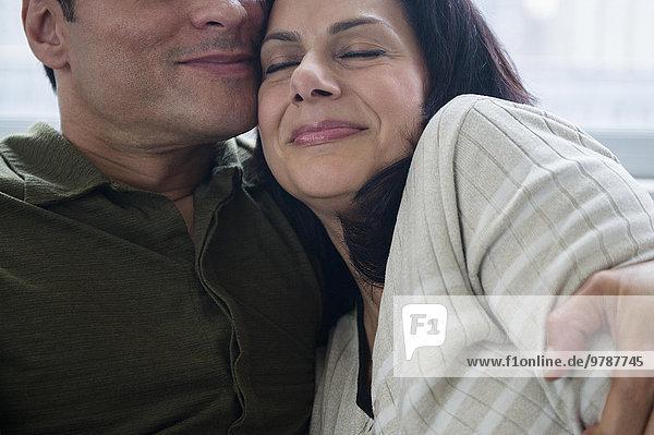 Couch umarmen Close-up close-ups close up close ups