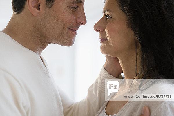 Mann Ehefrau halten Close-up close-ups close up close ups