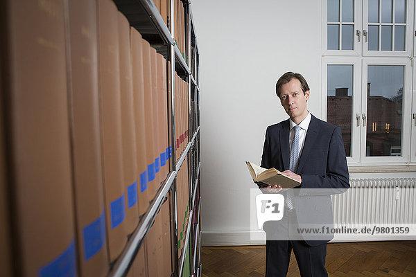 Buch Büro Anwalt Taschenbuch