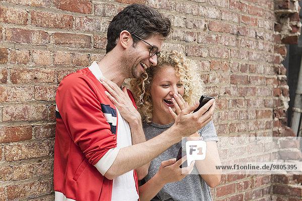 Handy teilen Nachricht