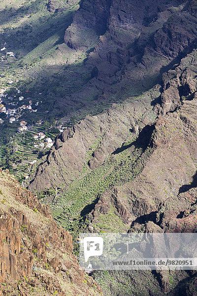 Spanien  Kanarische Inseln  La Gomera  Valle Gran Rey
