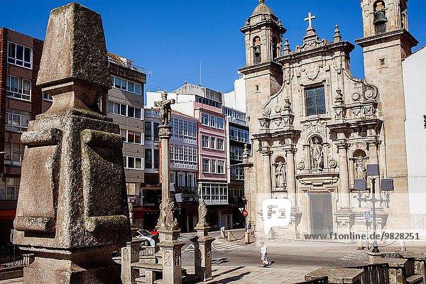 Galicien Spanien