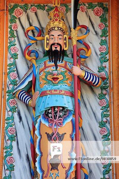 Vietnam  Dalat  Trai Mat  Cao Dai Temple.
