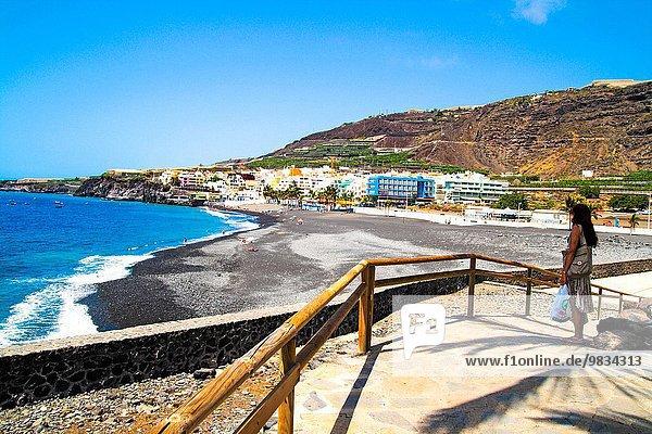 Strand Insel Kanaren Kanarische Inseln Palma de Mallorca Stadtverwaltung Spanien