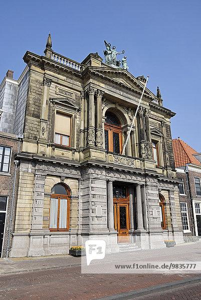 Teylers Museum  Haarlem  Nordholland  Niederlande  Europa