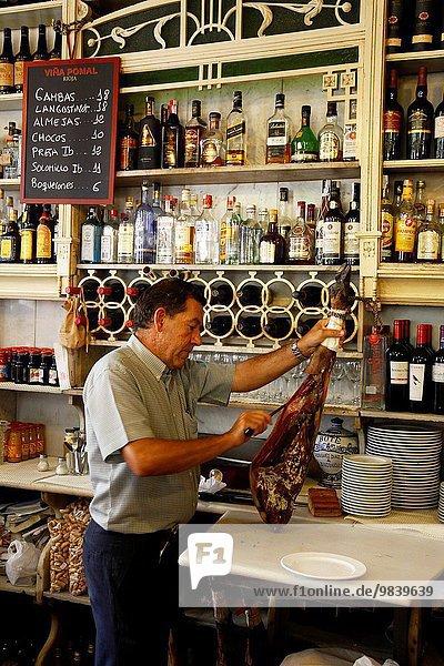 Tapas Andalusien Sevilla Spanien