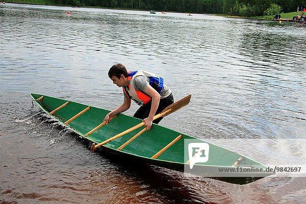 Wettrennen Rennen Russland