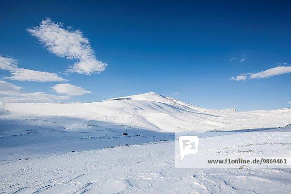 Nationalpark Norwegen Berg